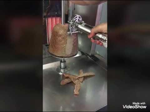 Beef Doner Kebab Shaving At Kebab Garden Sylhet Youtube