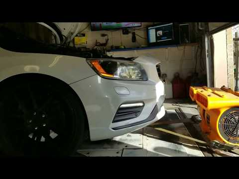 KT4 Performance Volvo S60 T6 Stage 3 KT6 Turbo Swap
