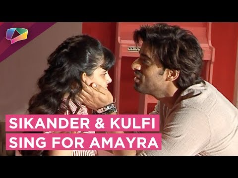 Sikander And Kulfi Sing A Song For Amayra | Kulfi Kumar Bajewala | Star Plus