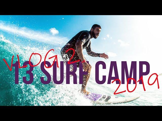 TIMATI   13 SURF CAMP - MALDIVES / PART 2