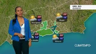 Previsão Grande Rio – Sol aparece forte