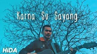 Gambar cover KARNA SU SAYANG - NEAR Feat DIAN SOROWEA (REARRANGE VERSION COVER BY HIDACOUSTIC)
