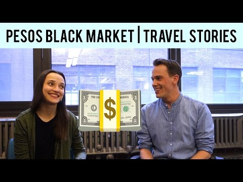 Doubling your money in Argentina's Black Market 🇦🇷 | Travel Stories With Ambroise