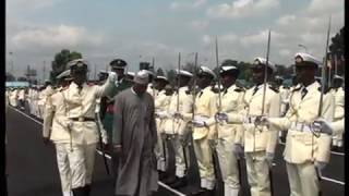 Nigerian Navy Pass Out DSSC 23 Cadets 2016