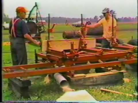 Branch County Antique Farm Equipment Show - YouTube