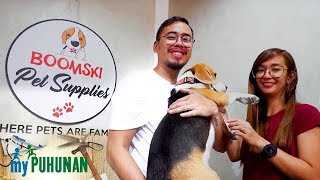 Boomski Pet Supplies owners share the success story of their business | My Puhunan