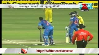 Scuffle between Shikhar Dhawan and Shane Watson thumbnail