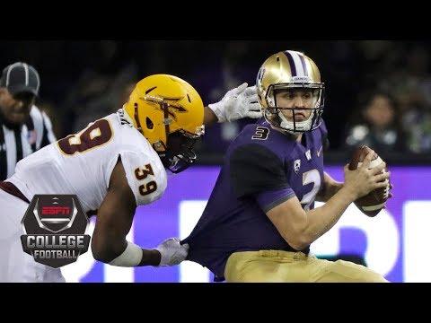 College Football Highlights: Washington edges Arizona State in Week 4 | ESPN