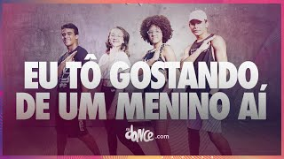 Eu Tô Gostando de um Menino Aí - Carol & Vitória | FitDance Kids & Teen (Coreografia) | Dance Video