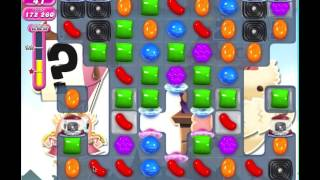 Candy Crush Saga Level 696, with Sound!