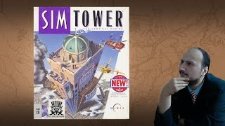 "Gaming History: SimTower The Vertical Empire ""The other-other Sim Game"""