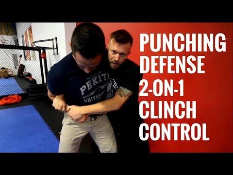 Jiu-Jitsu Clinch & Control Tactics | Cross-Body 2-on-1