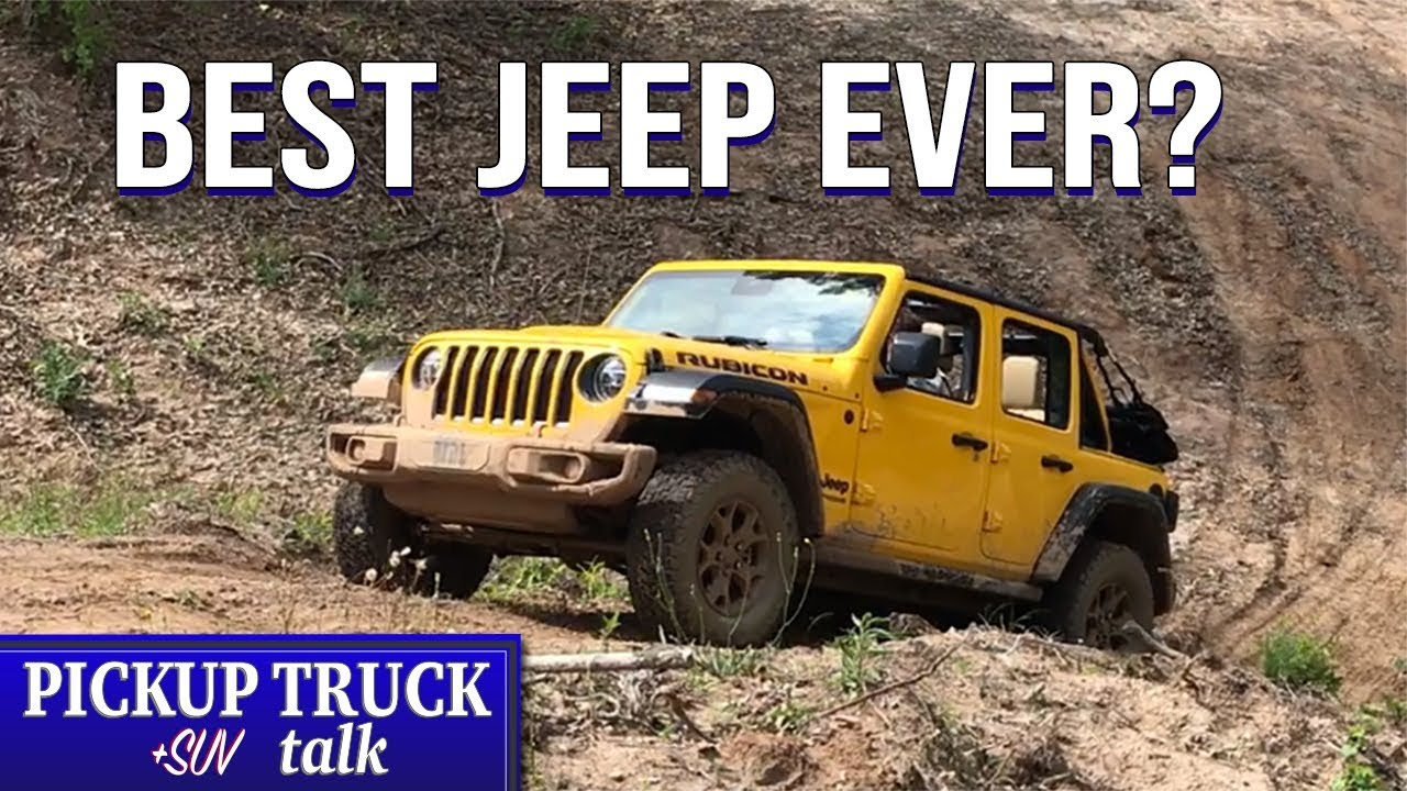 Watch THIS! 2019 Jeep Wrangler Rubicon Tackling the Muddy ...