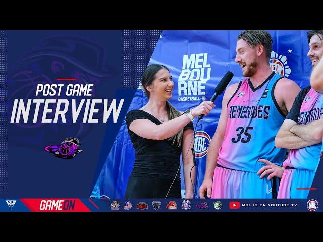 Round 7 - Post Game Interview Renegades