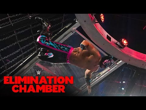 Lucha House Party hit the skies inside the Chamber: Elimination Chamber 2020 (WWE Network Exclusive)
