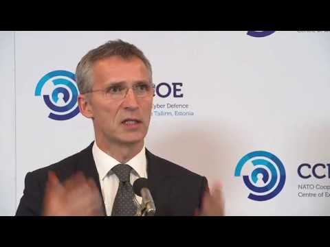 NATO Secretary General and Minister of Defence of Republic o