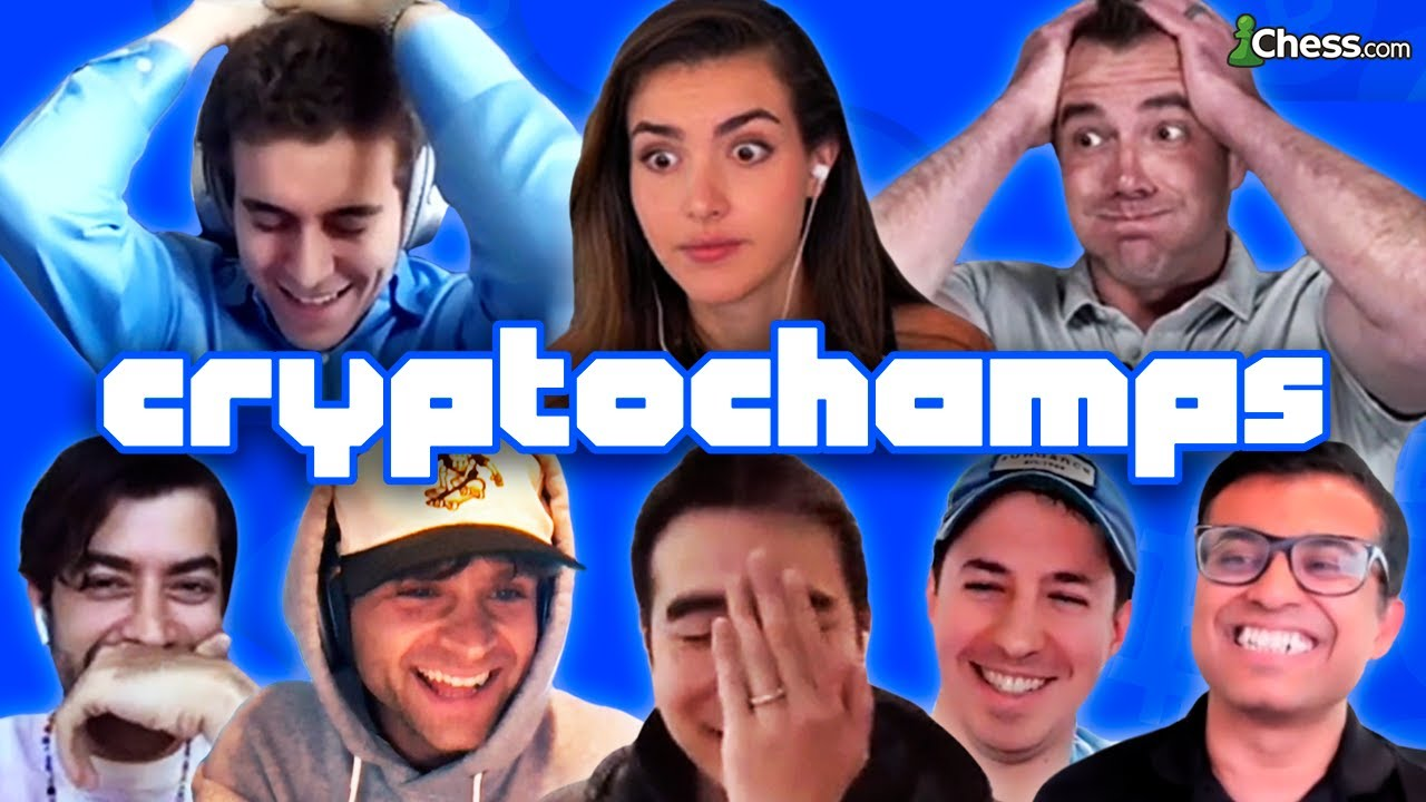 The Best Moments of the CryptoChamps Chess Tournament