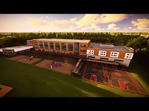 Luxmanor Elementary School 2020 Revitalization