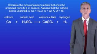 GCSE Chemistry (9-1) Reacting masses 1
