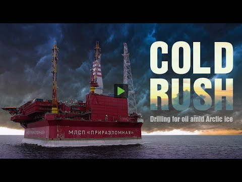 Cold Rush - First Arctic Oil