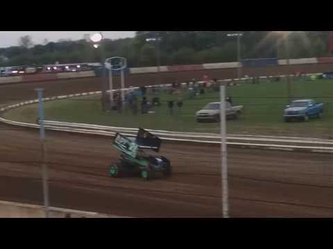 Giovanni Scelzi Qualifying  Terre Haute Action Track
