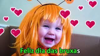 DOCES OU TRAVESSURAS?! Trick or Treat | Halloween para Crianças | Feliz Dia Das Bruxas