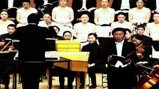 Handel Messiah 2. Comfort Ye People 2번 내백성을 위로하라 민인기 수원시립합창단