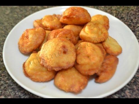 Nièbé akara ou gaou (cuisine togolaise)
