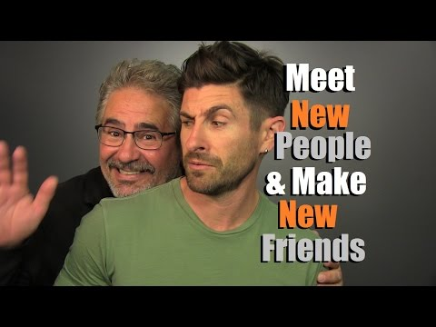 Communication Tips: How to Meet New People from YouTube · Duration:  4 minutes 41 seconds