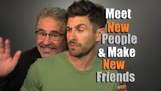 10 Tips To Meet New People And Make New Friends How To Make New Friends