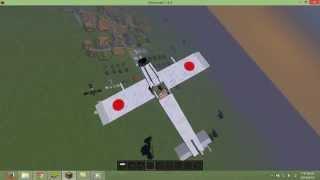 阿康麥塊 ic2模組 ep 2 minecraft 二戰飛機