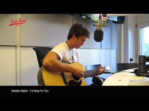 Bastian Baker live bei Radio Basel