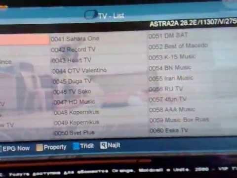 satellite-tv---music-channels-list