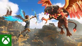 Immortals Fenyx Rising - Xbox Series X Features Presentation