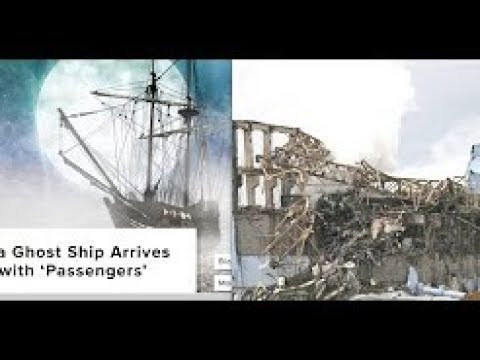 Fukushima Melted Reactors 1 & 3 & Hawaii Spooked By Japanese Ghost Ship 5 Dead Whales
