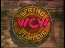 WCW Spring Stampede Four Horsemen Promo