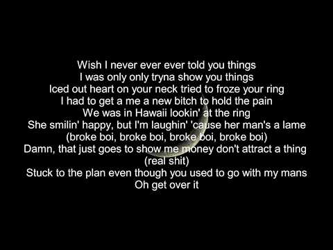 Lil Uzi Vert The Way Life Goes Ft Nicki Minaj Lyrics