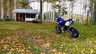 Yamaha DT 170cc Soundcheck / Walkaround