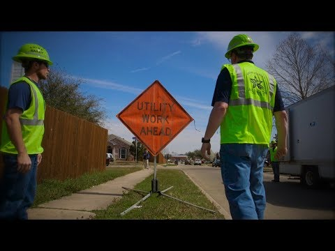 """""""On the Clock"""" with Water Utilities' Sanitary Sewer Cleaning Crew"""