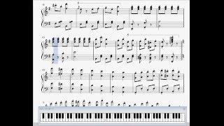 『クシコスポスト』(Csikos Post)(ピアノ楽譜)