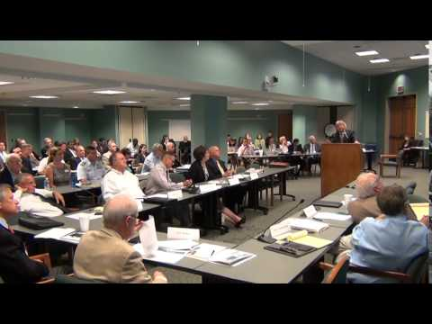 Jacksonville Port Task Force, Aug. 7, 2014