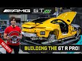 AMG GT R Production Line! See My GT-R PRO Built Live!!