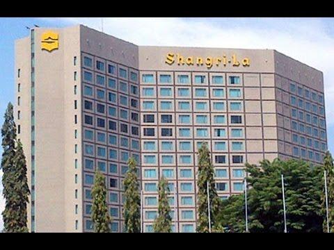 Shangri La Hotels Surabaya Go pro hero 3+ Black