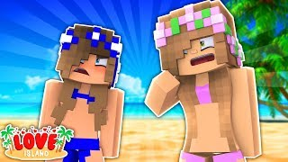 LITTLE CARLY IS BACK & HATES LITTLE KELLY! Minecraft Love Island thumbnail