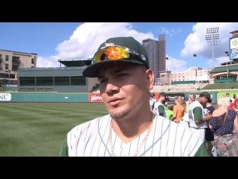 Alan Garcia Full Interview on 8/21/16