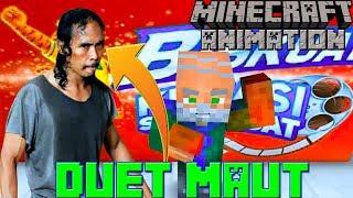 Anto Kewer Ikut Audisi Biskuat Bareng Mad Dog.Minecraft Animation Indonesia