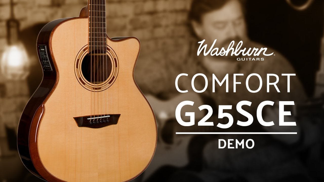 Comfort G25SCE Demo 2