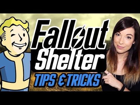 Fallout Shelter | Best Tips & Tricks