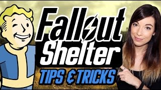 Fallout Shelter | Best Tips & Tricks