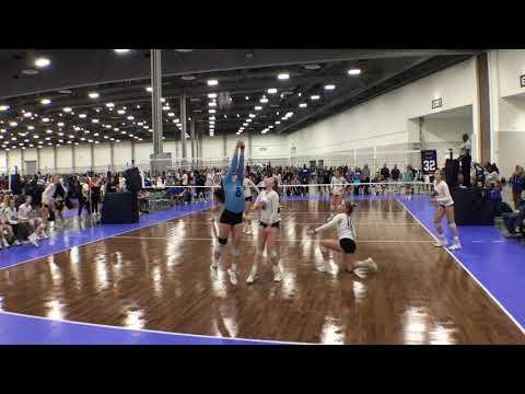 Ella Vogel #8 - 2024 Libero - USAV Nationals 15 Open